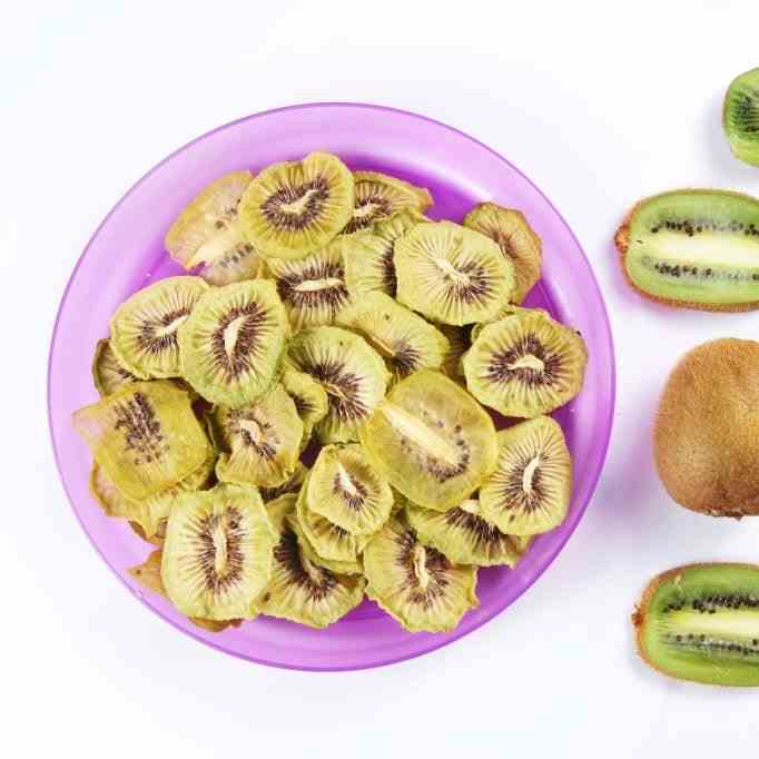 Dehydrated Kiwi Chips